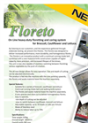 Floreto - Heavy Duty Floretting and Coring System Brochure