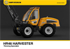 Sampo-Rosenlew - HR46 - Harvester Brochure