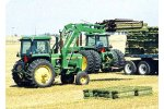 Model 100, 110, 200, & 210 - Accumulated Bales