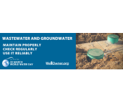 Wastewater and groundwater