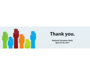 NGWA thanks all its volunteers during National Volunteer Week