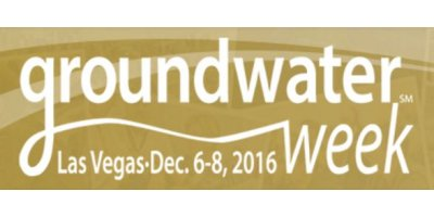 Groundwater Week and Expo - 2016