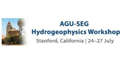 3rd AGU-SEG Hydrogeophysics Workshop
