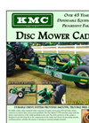Caddy - Disc Mower Brochure