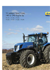 New Holland - T7 Series – Tier 4B - Tractors - Brochure