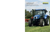 New Holland - T6 Series - Tractor - Brochure