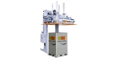 Model RM4-124 - Automatic Strapping Machine