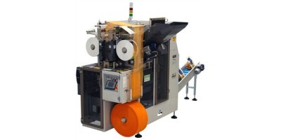 Model CBR-170 - AUTOMATIC NETBAG PACKING MACHINE