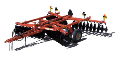 Kuhn Krause - Model TDH 7300-18R - Disc Harrows