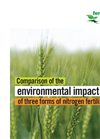 In Vivo - Comparison of the environmental impact of three forms of nitrogen fertilizer- Brochure