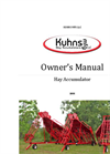 Kuhns Mfg Owners Manual 2008 Video