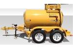Model D.O.T. 500 - Diesel Fuel Trailer