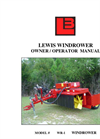 Poultry Windrower Brochure
