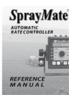 SprayMate II – Automatic Rate Controller Manual