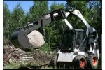 Equip All  - Combo Backhoe & Grapple Attachment