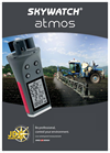 Atmos- SKYWATCH - Anemometer Brochure
