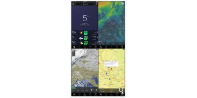 Weather Forecasts Mobile Apps