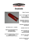 Dropsonde - Fully-Coded Gps Radiodonde Sensors Brochure