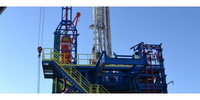 Model HH Series - Hydraulic Drilling Rig Packages System