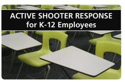 Active Shooter Response Course for K-12 Employees