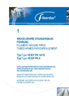 Model VE 16/10 - Filament Wound Pipes Brochure