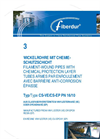 Model CSEP 16/10 - Filament Wound Pipes Brochure