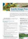 ScanEx - Thematic Processing of Satellite Images Brochure