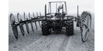 DARF - Model 915BRP 3 - Point Mounted Rake