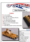 3 Point Mounted Soil Pulverizer - Brochure