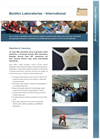 Benthic Laboratories - International Brochure