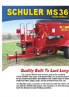 Twin Auger Mixers- Brochure
