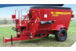 Schuler - Model MS360 Series - Twin Auger Mixers