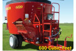 Schuler - Model 6020 Series - Vertical Mixer