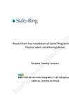 Results from Test Installation of Sialex Ring Technology a Physical Water Conditioning Device - Brochure
