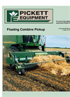 Pickup Floating Combine Brochure