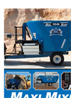 SAC - Maxi-Mixer 3500V Series - Feed Mixers - Brochure