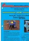 Model 700 Series - Screening Buckets Brochure