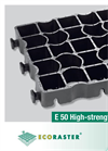 EcoGrid - Model E50 - Ground Reinforcement System Brochure