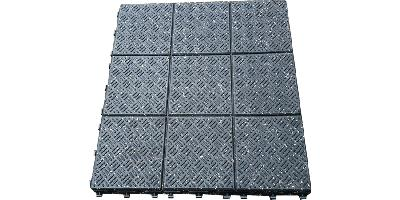 Permeable Plastic Paving For Artificial Turf