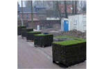 Permeable Plastic Paving For Natural Turf
