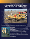 Model 2 Bar - Vineyard 3pt. Culti-Plow Brochure