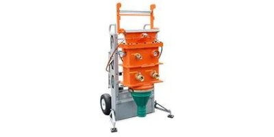 Shooter - Model 12 - Trenchless Pipe Repair Machine