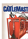 Cattlemaster Series 12 Hydraulic Chute Usage Instructions- Brochure