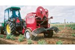 Model 1255  - Pull-Type Inter-Row Banding or Broadcast Applicator