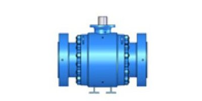 Model IS-H - Split Body Ball Valves