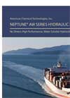 Neptune® AW Hydraulic Fluid For Marine Environments