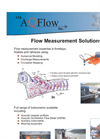 Flow Measurement Solutions Brochure