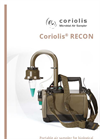 Coriolis Recon - Portable Light and Ruggedized Bio-Air Sampler Brochure