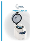 Precellys - Model 24 - Tissue Homogenizer Brochure