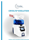 Cryolys Evolution - Tissue Homogenizers Brochure